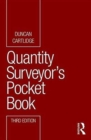 Quantity Surveyor's Pocket Book - Book