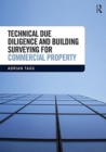 Technical Due Diligence and Building Surveying for Commercial Property - Book