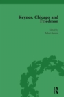 Keynes, Chicago and Friedman, Volume 2 : Study in Disputation - Book