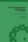 Travels, Explorations and Empires, 1770-1835, Part II vol 8 : Travel Writings on North America, the Far East, North and South Poles and the Middle East - Book