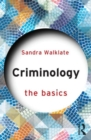 Criminology: The Basics - Book