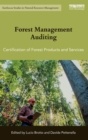 Forest Management Auditing : Certification of Forest Products and Services - Book