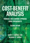 Cost-Benefit Analysis : Financial And Economic Appraisal Using Spreadsheets - Book