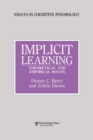 Implicit Learning : Theoretical and Empirical Issues - Book