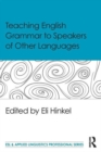 Teaching English Grammar to Speakers of Other Languages - Book