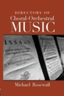 Directory of Choral-Orchestral Music - Book