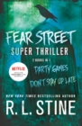 Fear Street Super Thriller - Book