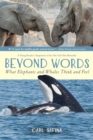 Beyond Words: What Elephants and Whales Think and Feel (a Young Reader's Adaptation) - Book