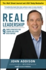 Real Leadership: 9 Simple Practices for Leading and Living with Purpose - Book