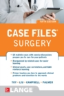 Case Files  Surgery, Fifth Edition - eBook