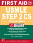 First Aid for the USMLE Step 2 CS, Sixth Edition - Book