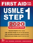 First Aid for the USMLE Step 1 2020, Thirtieth edition - Book