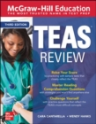 McGraw-Hill Education TEAS Review, Third Edition - Book
