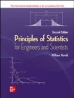 ISE Principles of Statistics for Engineers and Scientists - Book
