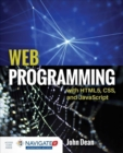 Web Programming With HTML5, CSS, And Javascript - Book