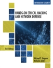 Hands-On Ethical Hacking and Network Defense - Book