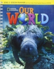 Our World 2: Lesson Planner with Audio CD and Teacher's Resource CD-ROM - Book