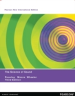 The Science of Sound: Pearson New International Edition - Book