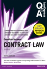 Law Express Question and Answer: Contract Law (Q&A revision guide) - eBook