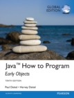 Java How To Program (Early Objects), Global Edition - eBook