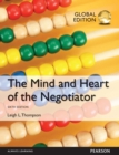 The Mind and Heart of the Negotiator, Global Edition - eBook