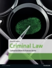 Criminal Law - Book