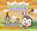 Poptropica English American Edition 2 Student Book & Online World Access Card Pack - Book