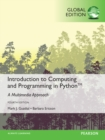 Introduction to Computing and Programming in Python with MyProgrammingLab, Global Edition - Book