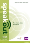 Speakout Pre-Intermediate 2nd Edition Workbook without Key - Book