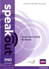 Speakout Upper Intermediate 2nd Edition Workbook without Key - Book