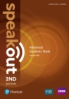 Speakout Advanced 2nd Edition Students' Book and DVD-ROM Pack - Book