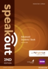 Speakout Advanced 2nd Edition Students' Book with DVD-ROM and MyEnglishLab Access Code Pack - Book