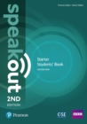 Speakout Starter 2nd Edition Students' Book and DVD-ROM Pack - Book