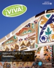 Viva! Edexcel GCSE Spanish Foundation Student Book - Book