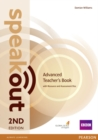 Speakout Advanced 2nd Edition Teacher's Guide with Resource & Assessment Disc Pack - Book