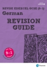 Revise Edexcel GCSE (9-1) German Revision Guide : includes online edition - Book