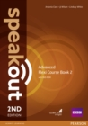 Speakout Advanced 2nd Edition Flexi Coursebook 2 Pack - Book