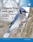 Objects First with Java: A Practical Introduction Using BlueJ, Global Edition - eBook