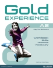Gold Experience A2 Language and Skills Workbook - Book