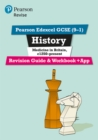 Pearson Edexcel GCSE (9-1) History Medicine in Britain, c1250-present Revision Guide and Workbook + App : Catch-up and revise - Book