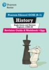 Pearson Edexcel GCSE (9-1) History Anglo-Saxon and Norman England, c1060-88 Revision Guide and Workbook + App : Catch-up and revise - Book