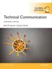 Technical Communication plus MyWritingLab with Pearson eText, Global Edition - Book