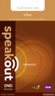 Speakout Advanced 2nd Edition eText Access Card - Book