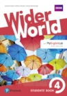 Wider World 4 Students' Book with MyEnglishLab Pack - Book