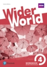 Wider World 4 Workbook with Extra Online Homework Pack - Book