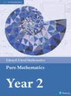Edexcel A level Mathematics Pure Mathematics Year 2 Textbook + e-book - Book