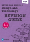 Revise AQA GCSE Design and Technology Revision Guide - Book