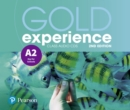 Gold Experience 2nd Edition A2 Class Audio CDs - Book