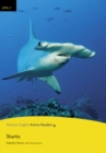 Level 2: Sharks Book & Multi-ROM with MP3 for Pack - Book