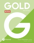 Gold B2 First New Edition Exam Maximiser with Key - Book